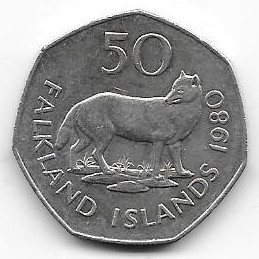 1980 Fifty Pence