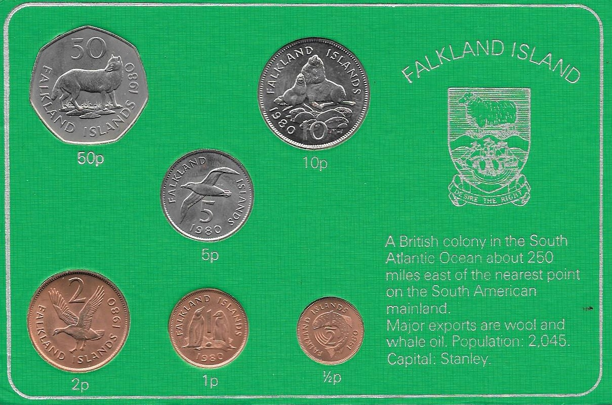 Falkland Collectibles - Banknotes and Currency