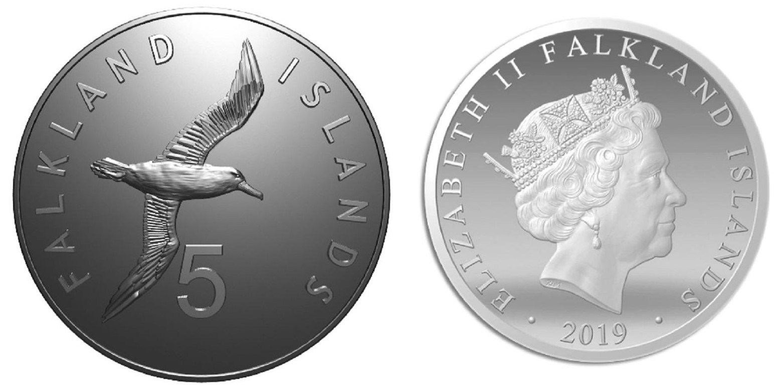 2019 Five Pence Albatross