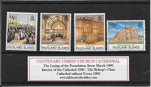 1992 Centenary Cathedral Mint Set