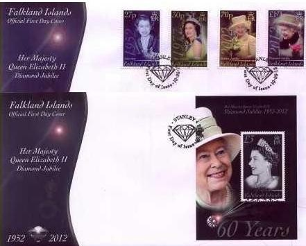 Diamond Jubilee Covers